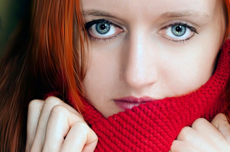Jak zvýraznit modré oči