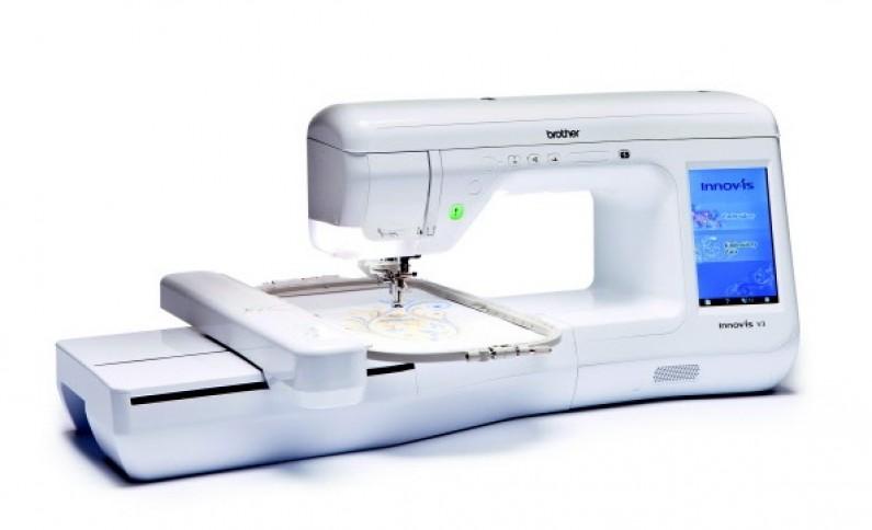 Vyšívací stroje – kvalita, se kterou vyšívání bude hračka!