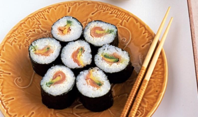 Chcete si pochutnat na skutečné lahůdce? Pak navštivte sushi v Praze!