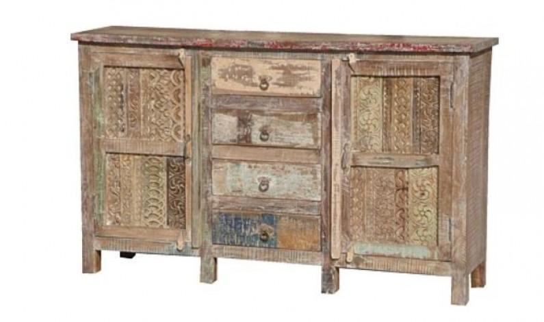 Chcete do svého interiéru originalitu a nádech exotiky? Vsaďte na indický nábytek!