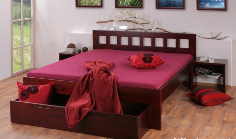 Z jakého materiálu zvolit postel
