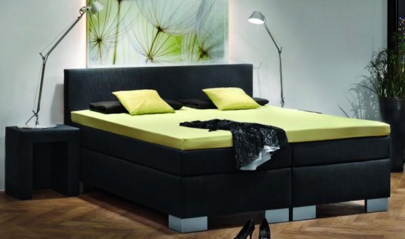 Kontinentální postele