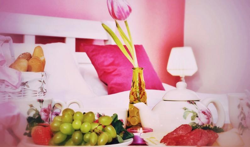 Valentýnský pobyt v Třeboni vás naplní novou energií