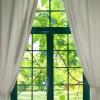 Odstranění barev, tmelů ze skla. Mytí oken a práce ve výšce