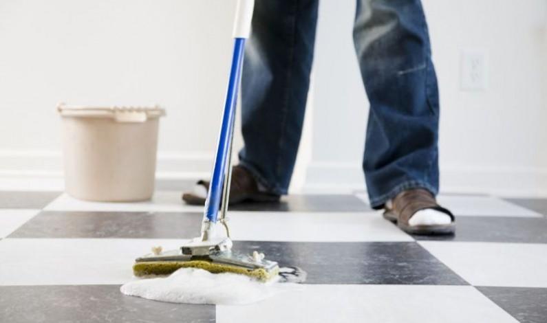 Čištění podlahy vPraze jsme přenechali profesionálům