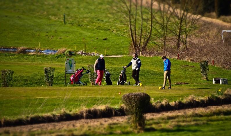 Hubněte golfem!