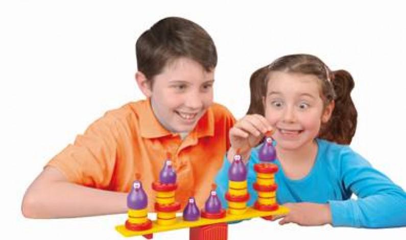 Zábavné a naučné hry pro naše nejmenší
