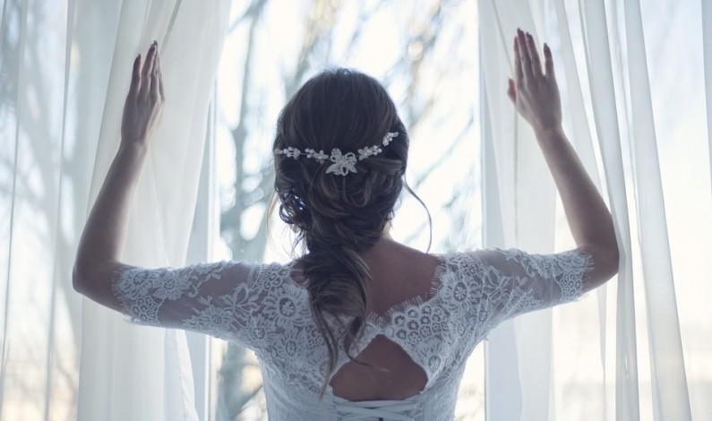 Nevěsta jako z módního mola