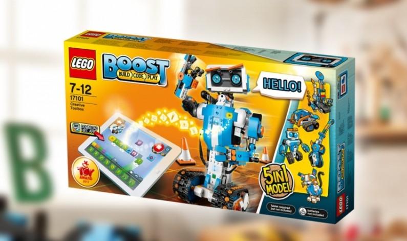 Vánoce se blíží – rozzařte je novými Lego stavebnicemi!