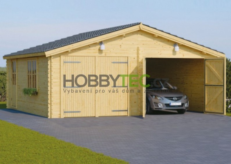 Pro jakou garáž se rozhodnout? Samostatná nebo v domě