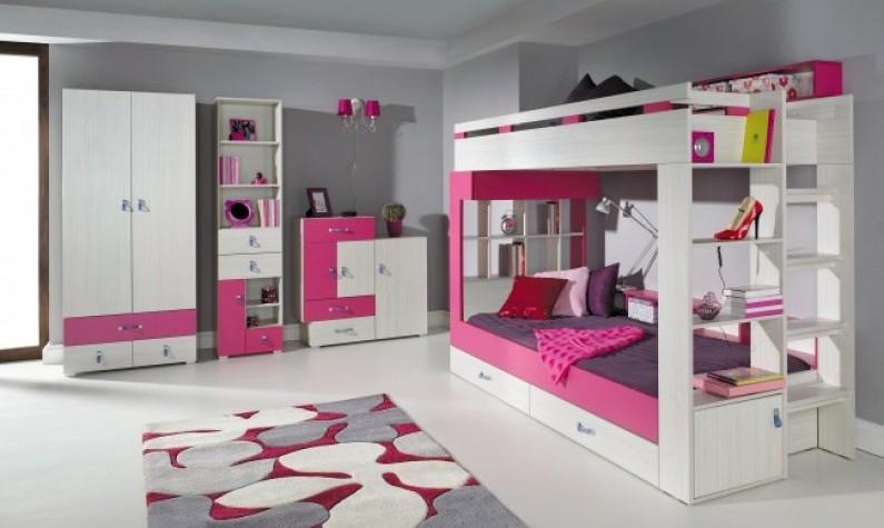3 tipy na praktické zařízení pokoje pro dvě děti