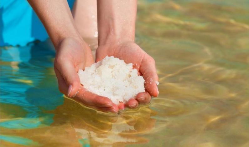 Minerály z Mrtvého moře jsou zázračné na pleť i vlasy