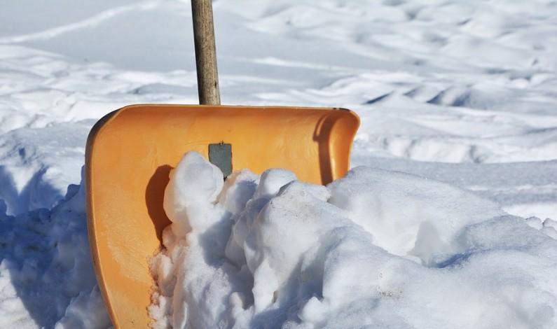 Nářadí na zimu uskladněte v zahradním domku