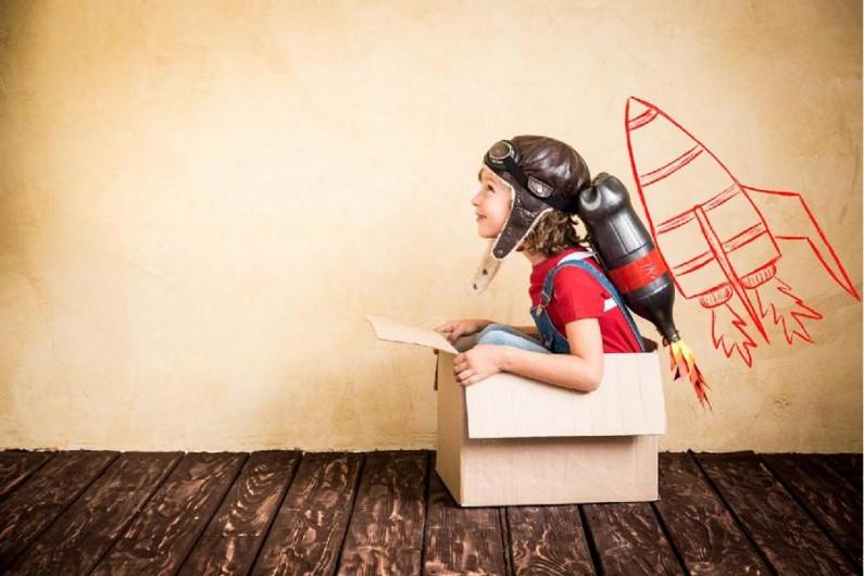 Kreativní a konstruktivní myšlení patří v dnešní době k nejoceňovanějším vlastnostem. Učte ho i své děti