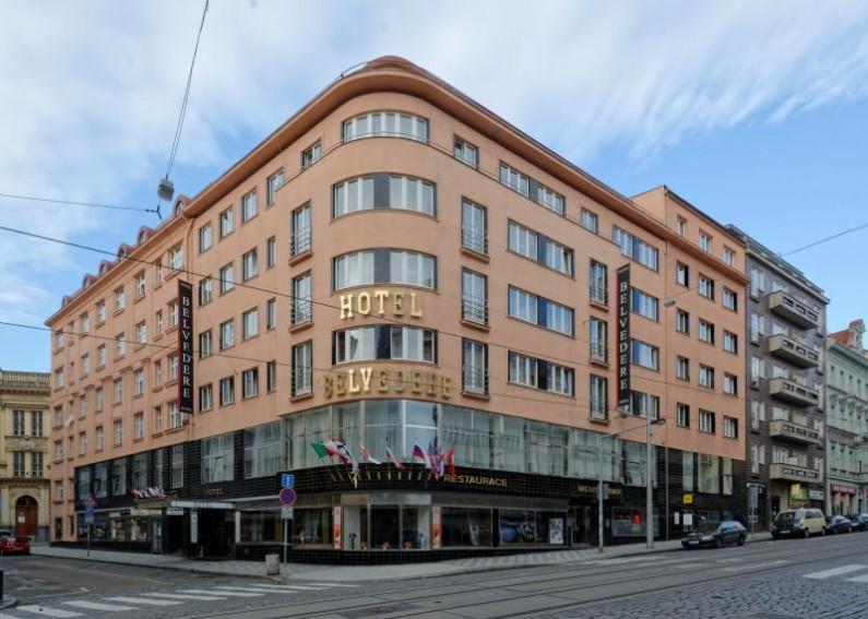 Hotel Belvedere Praha: příjemné ubytování v centru hlavního města