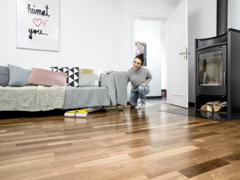 Krásně čistá podlaha aneb kočka, dítě ani pes už vám mandle nezvednou!