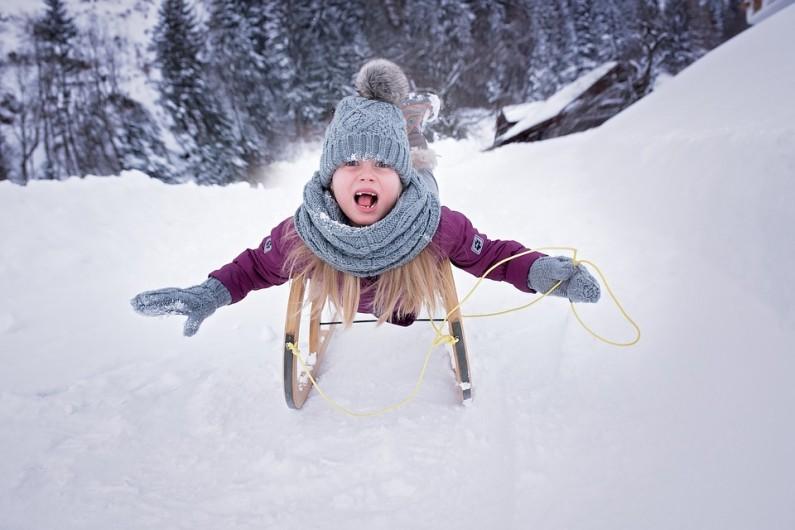 Jaké boty potřebuje dítě v zimě?