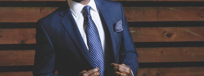 Umíte nosit kravatu?