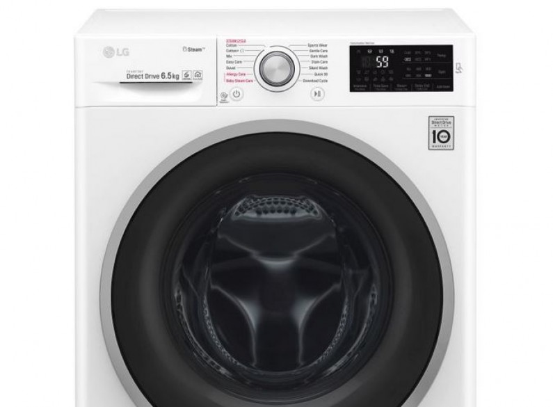 Pračka, která vypere celé rodině