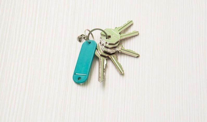 Kdy dítěti svěřit jeho první klíče?