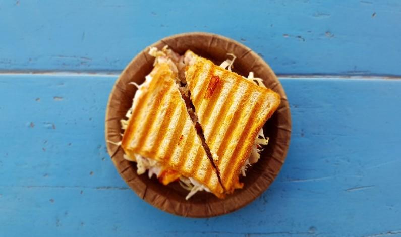 Toasty: rychlá večeře i svačina na výlet