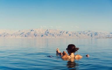 Kolagen a bahno z Mrtvého moře je nejlepším přítelem pro unavenou a povadlou pleť s prvními známkami stárnutí