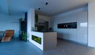 Do moderního domova patří moderní kuchyně