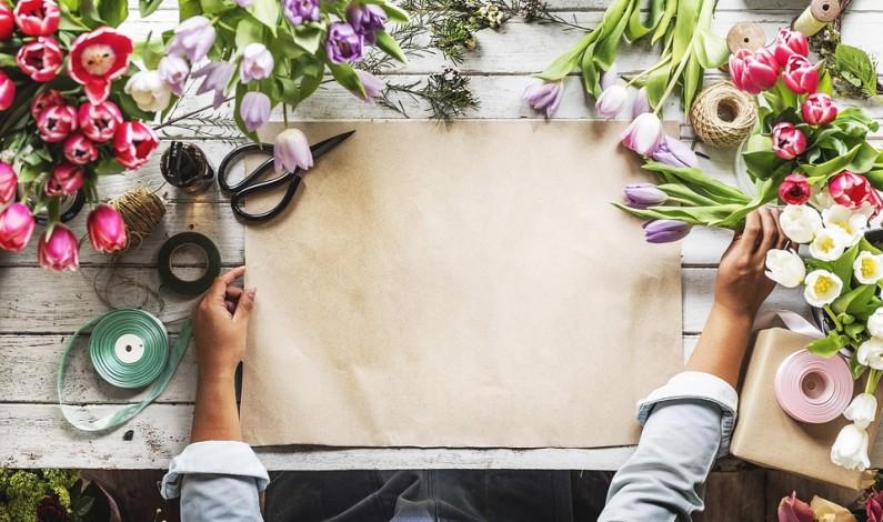 Rozvoz květin vám ušetří čas